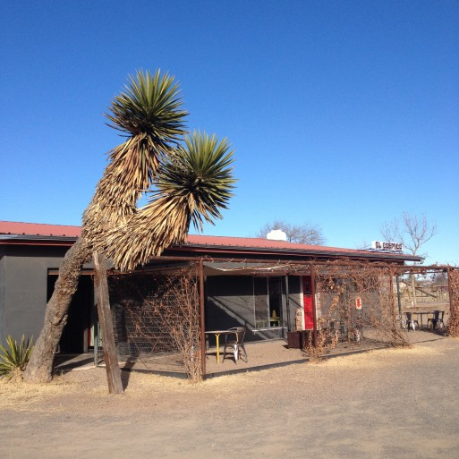 El Cosmico – I can strongly recommend staying there, although a bit ...