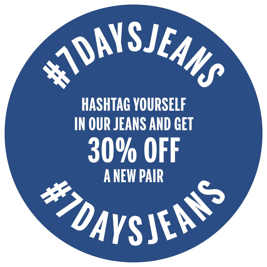 Jeans Campaign SS14 - LOGO