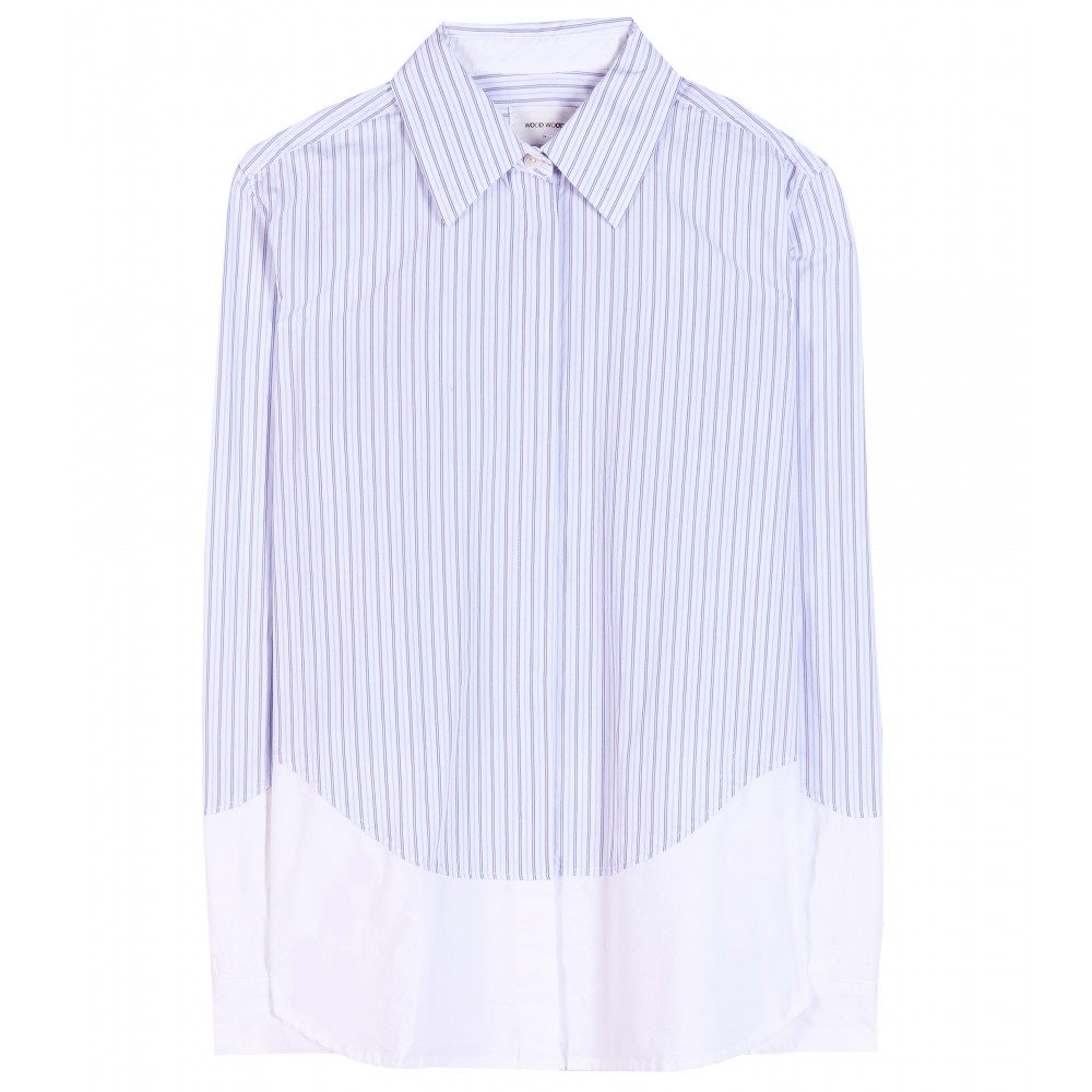 P00097250-Violetta-striped-cotton-shirt--STANDARD
