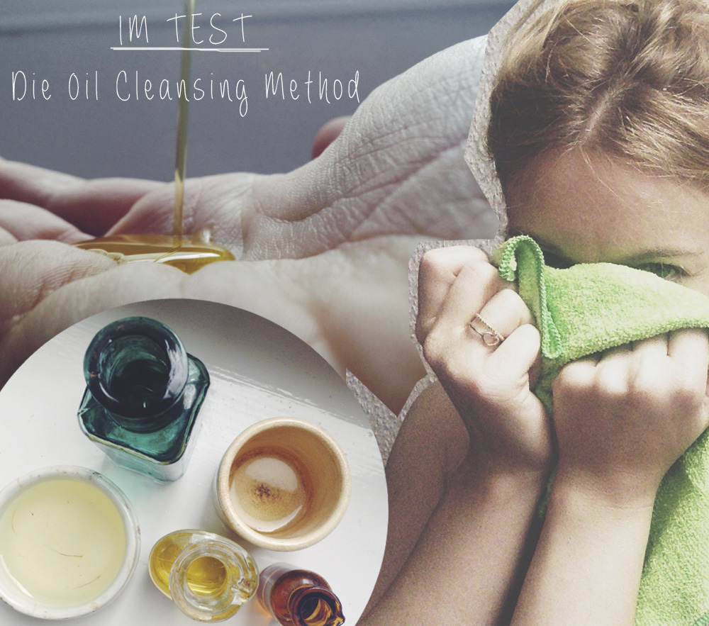 beauty - oil cleansing method
