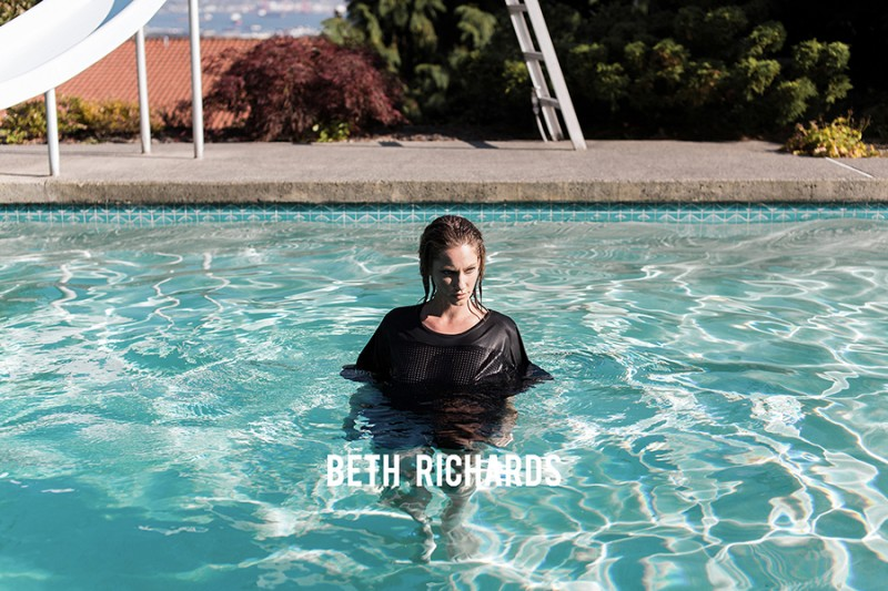 beth richards swimwear