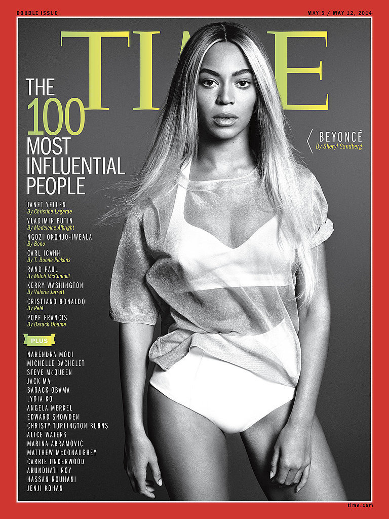 Beyonce TIME Most influental
