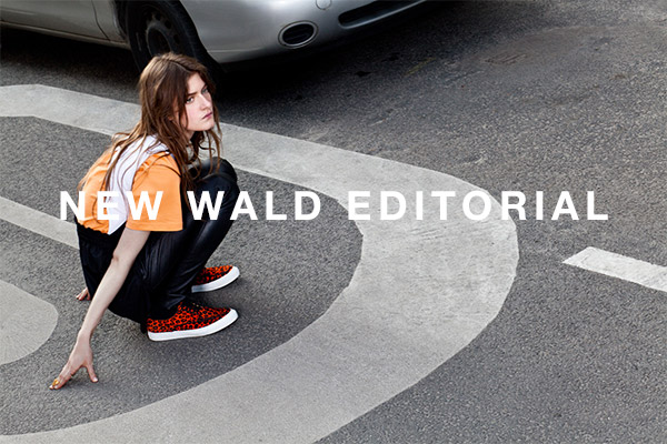 WALD ONLINE Fashion Editorial