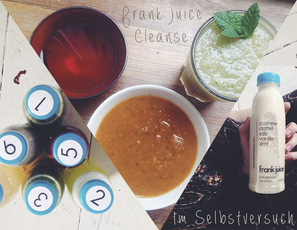 frank juice cleanse