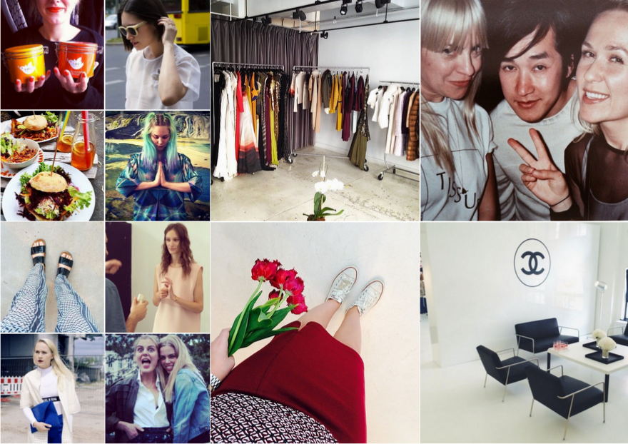 instagram berlin fashion week who to follow