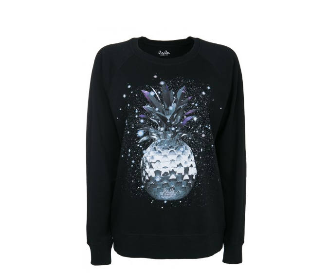 Lala Berlin Space Pineapple Sweater