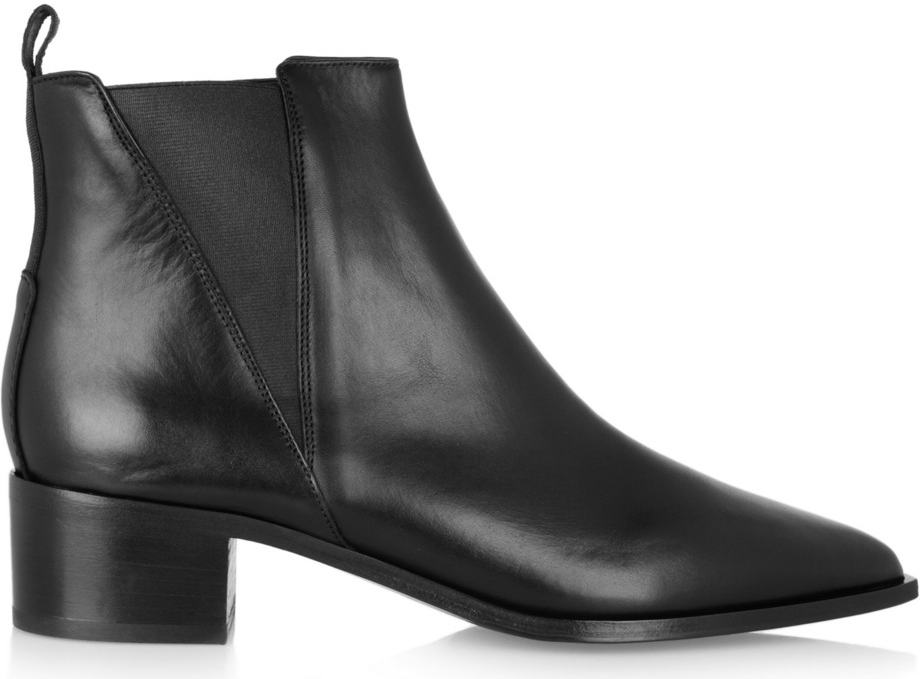 acne jensen ankle boot