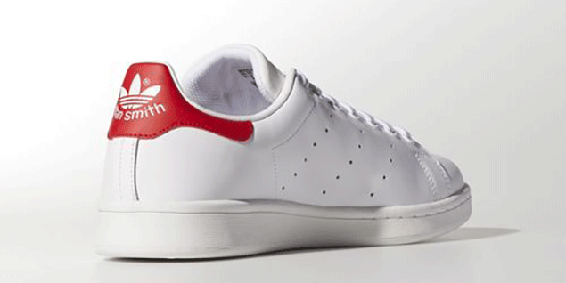 Stan Smith Rot Damen