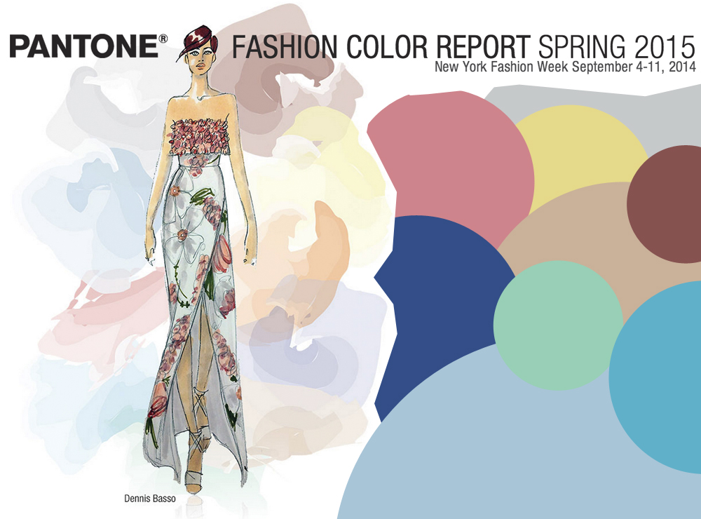 pantone colour report 2015