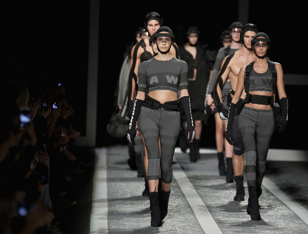 Alexander Wang X H&M Launch - Runway