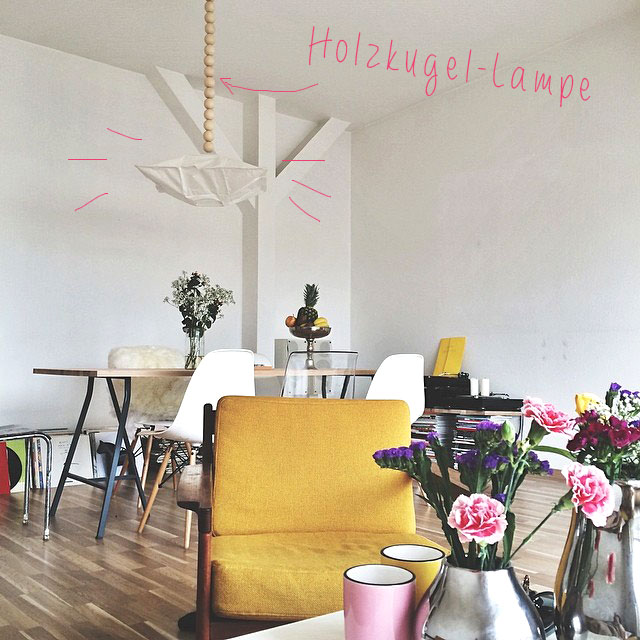 "Wohnen // DIY-Inspiration Mit ""Up Up Light"""