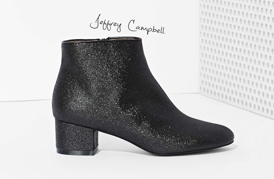 jeffrey campbell glitter shoes saint laurent