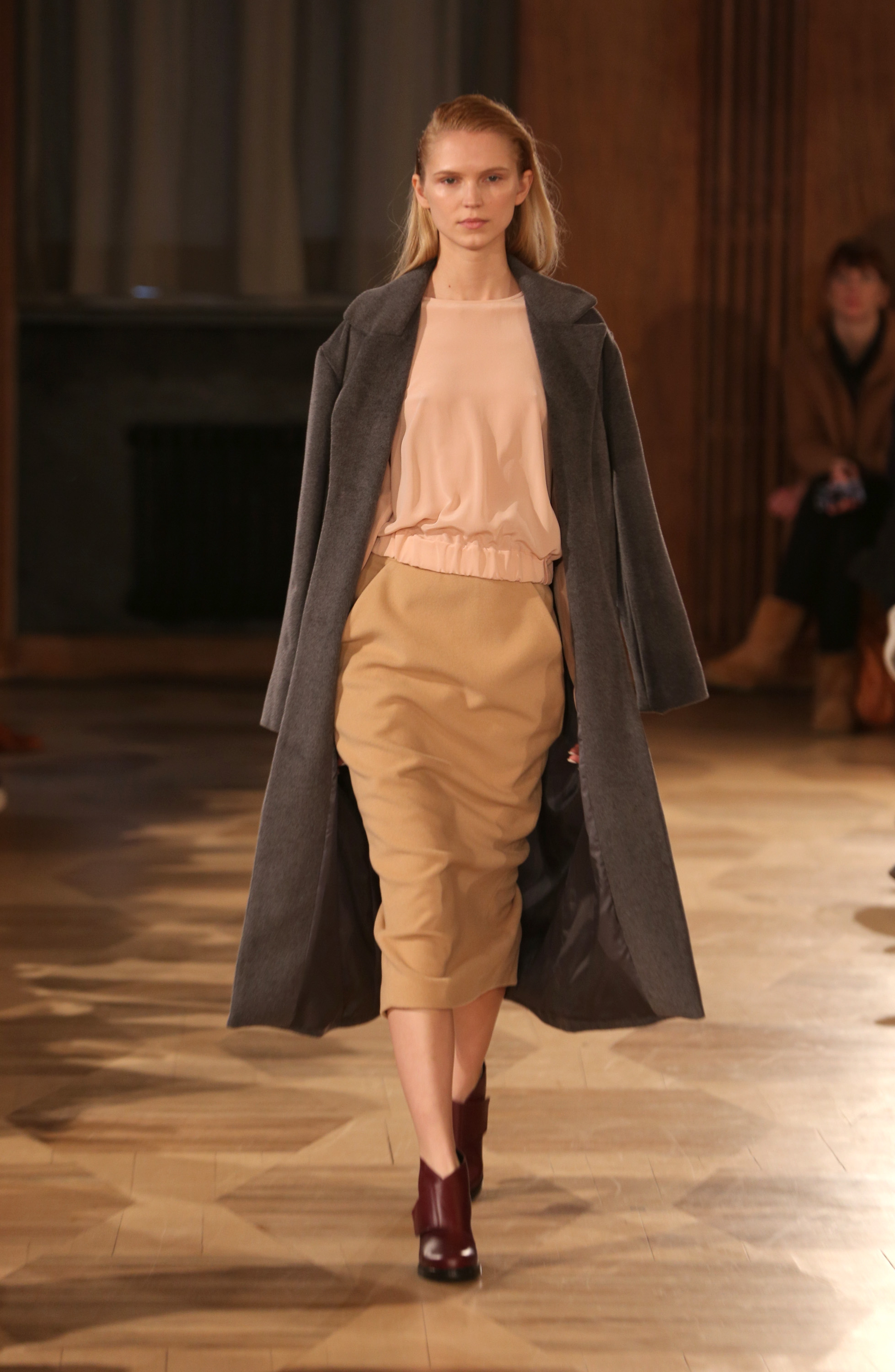 Hien Le Show - Mercedes-Benz Fashion Week Berlin Autumn/Winter 2015/16