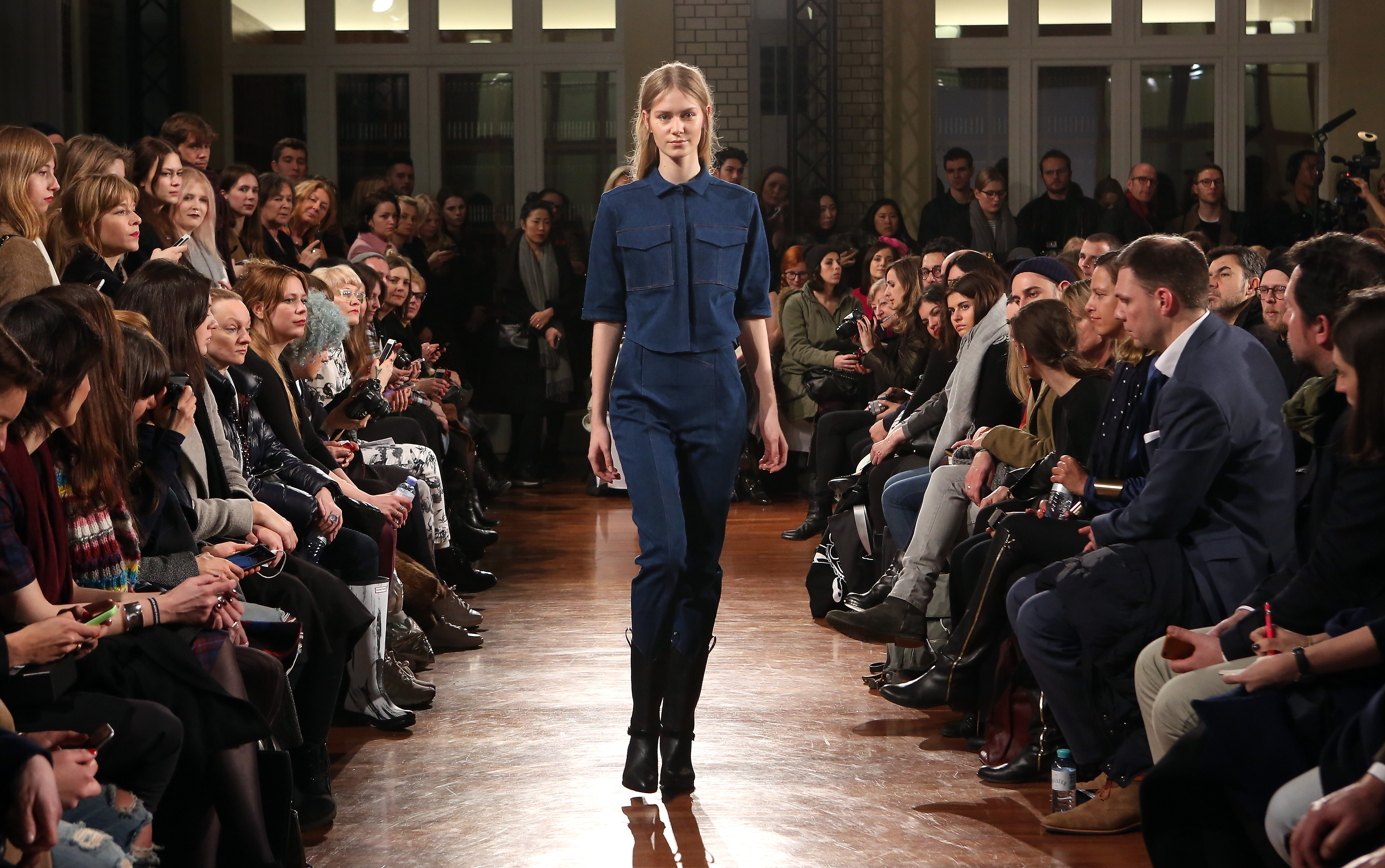 Malaikaraiss Show - Mercedes-Benz Fashion Week Berlin Autumn/Winter 2015/16
