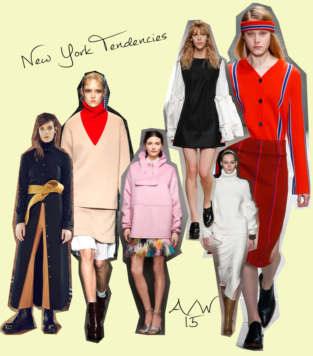 new york fashion week trends aw 15