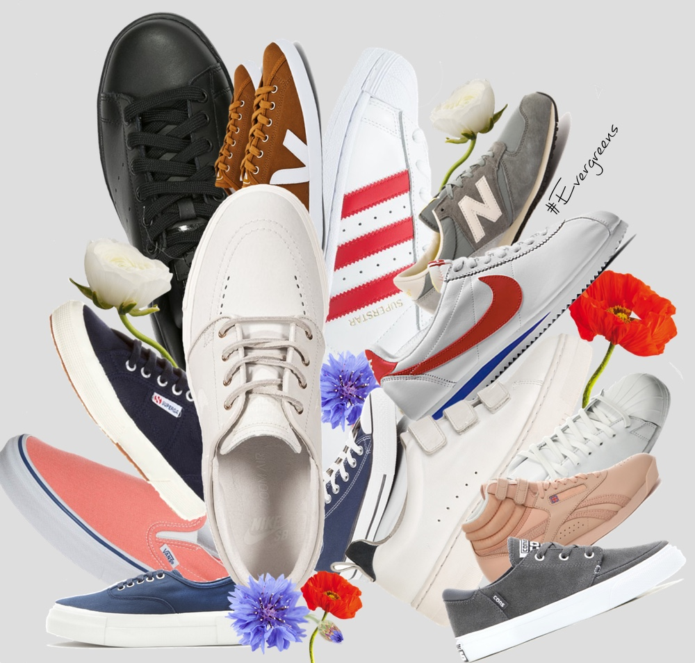 sneaker evergreen klassiker shopping