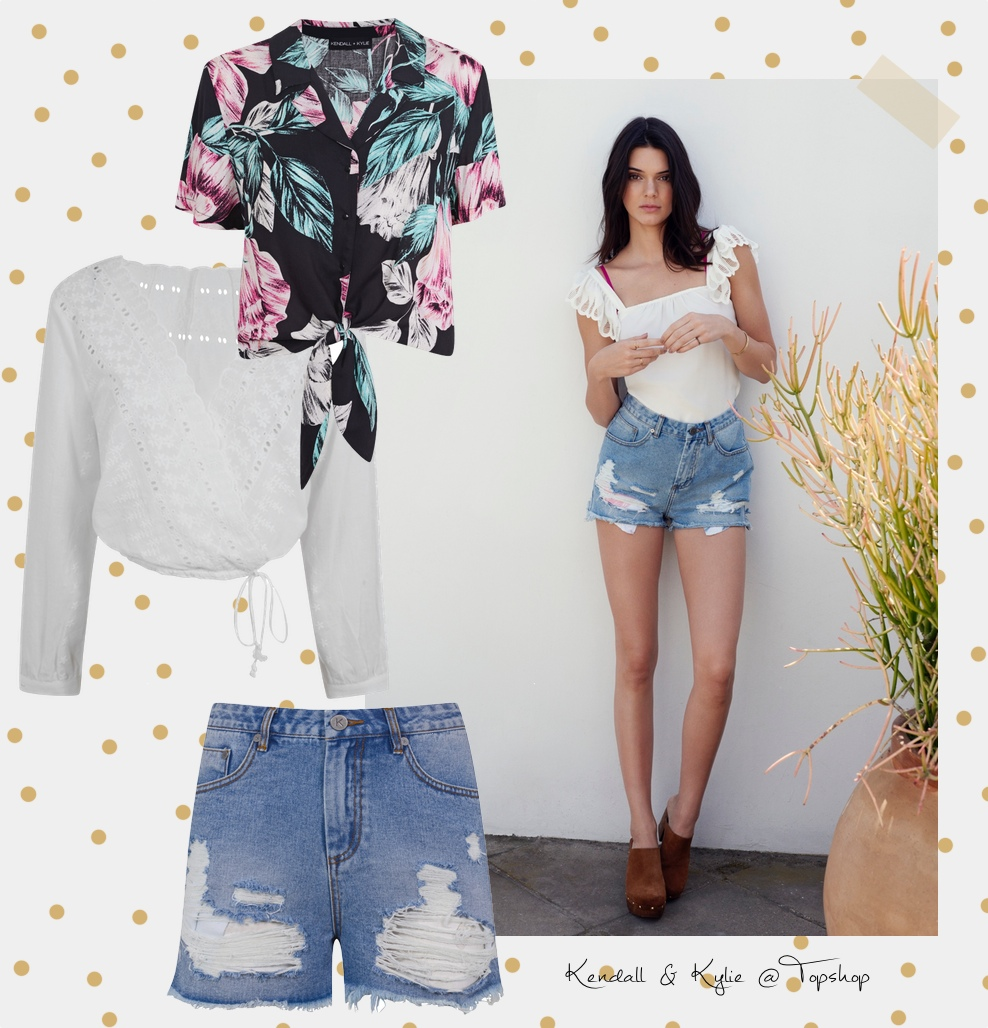 kendall kylie jenner topshop