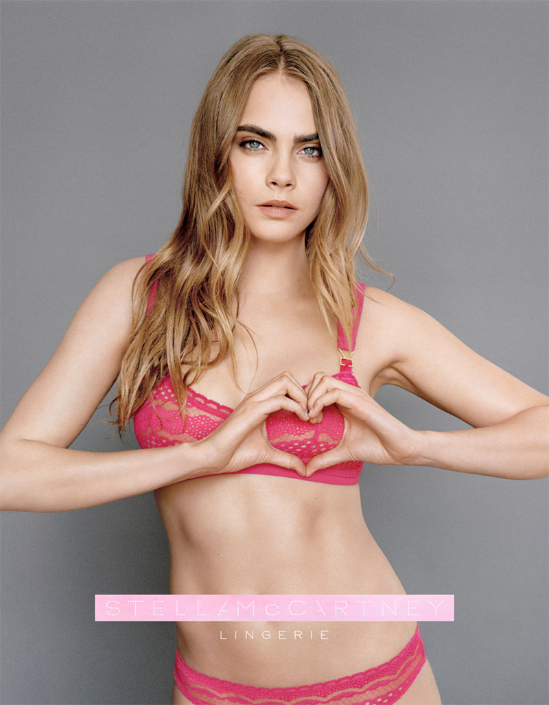 Cara-Delevingne-Stella-McCartney-Breast-Cancer-Awareness-Campaign