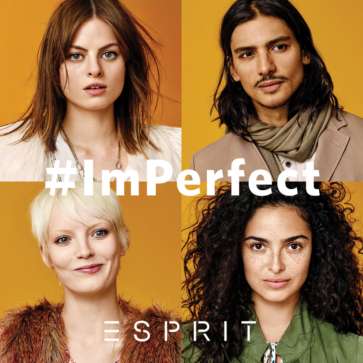 Esprit #IMPERFECT