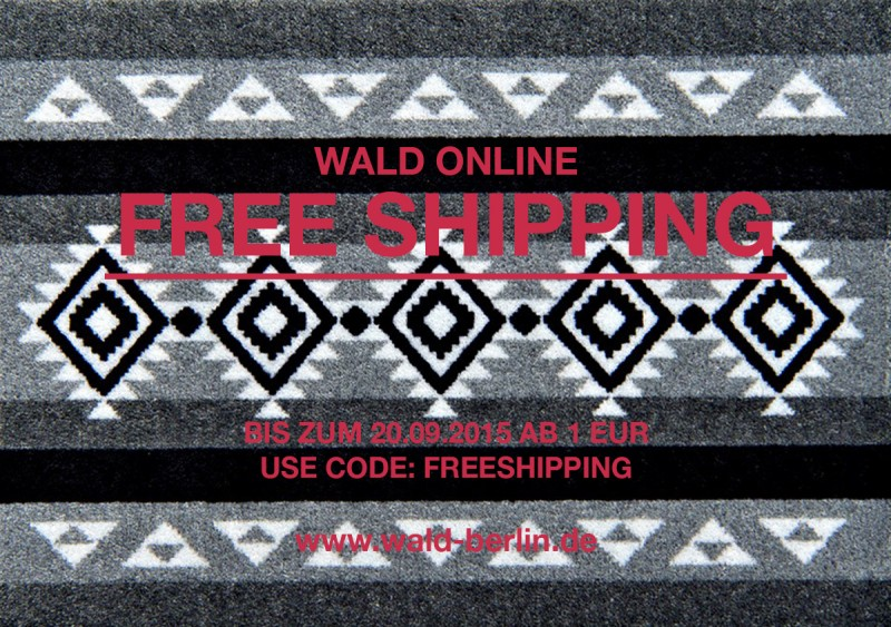 Wald Berlin / Free Shipping