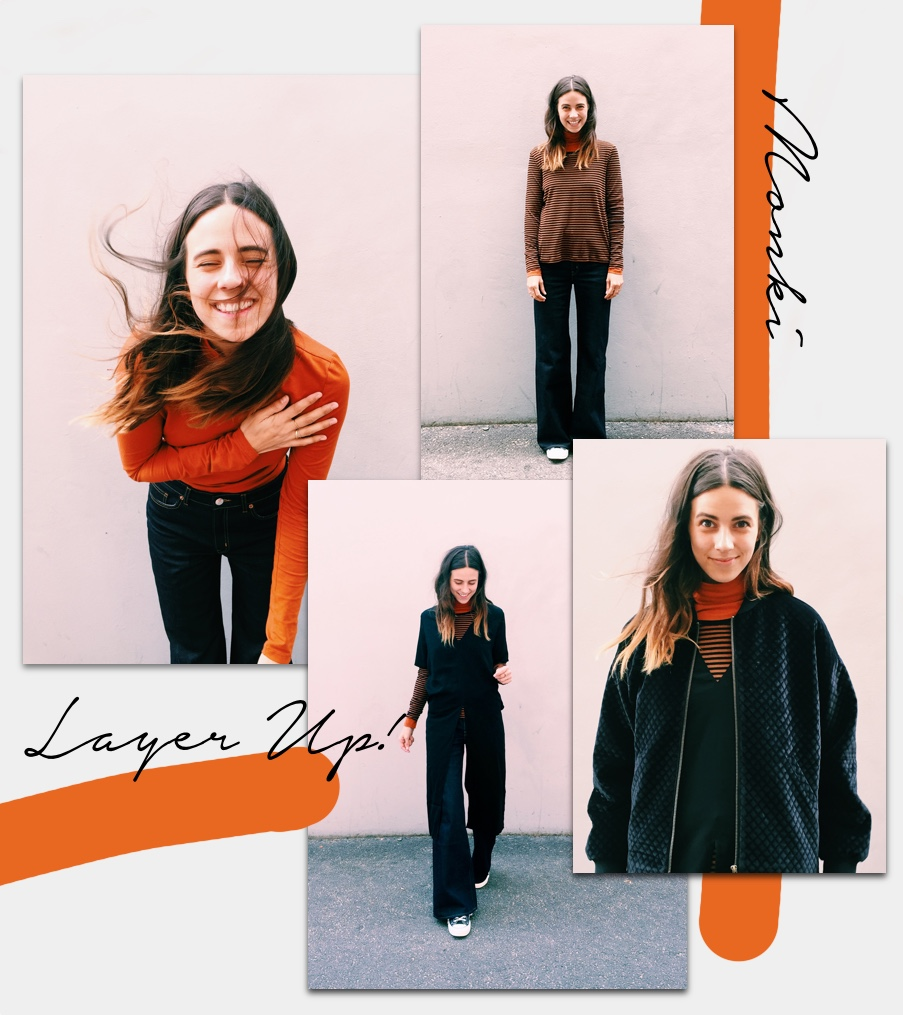 monki layer up