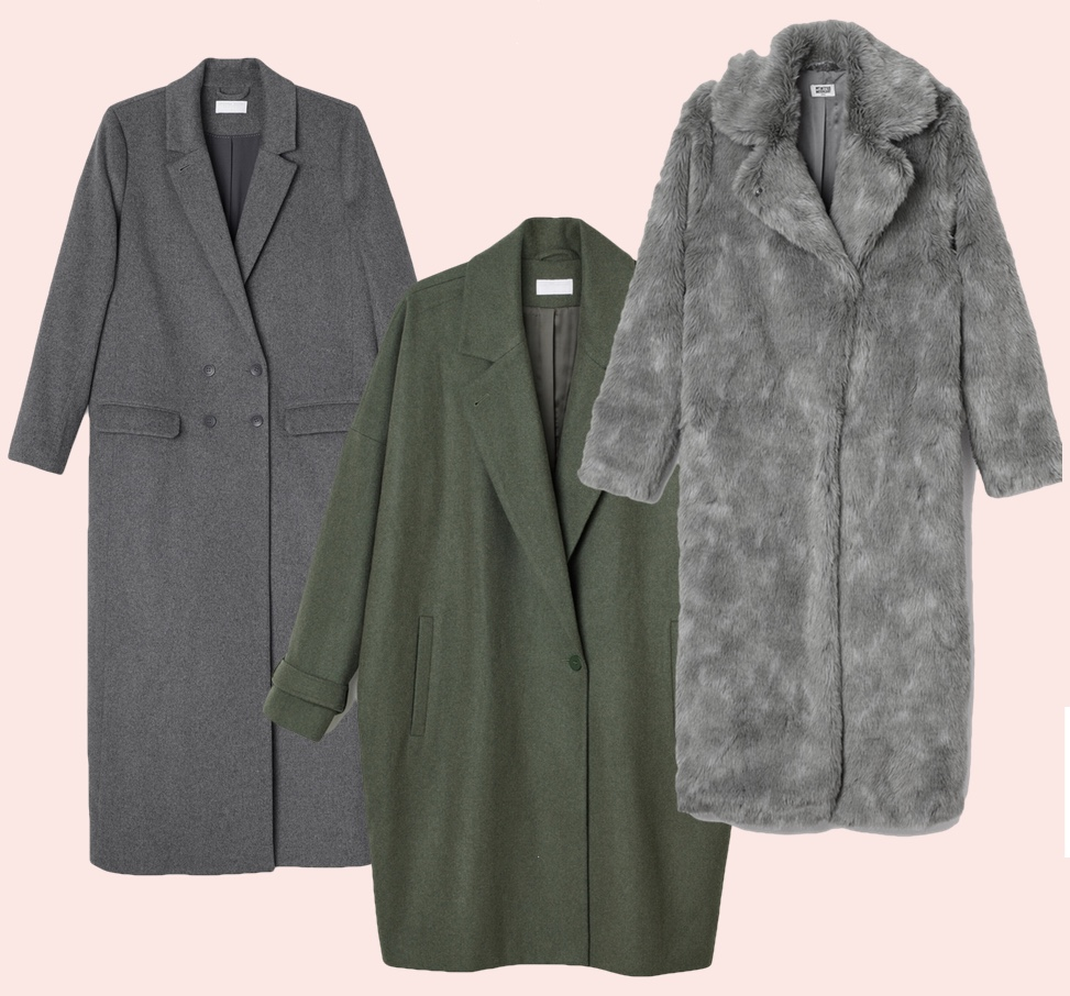 weekday coats
