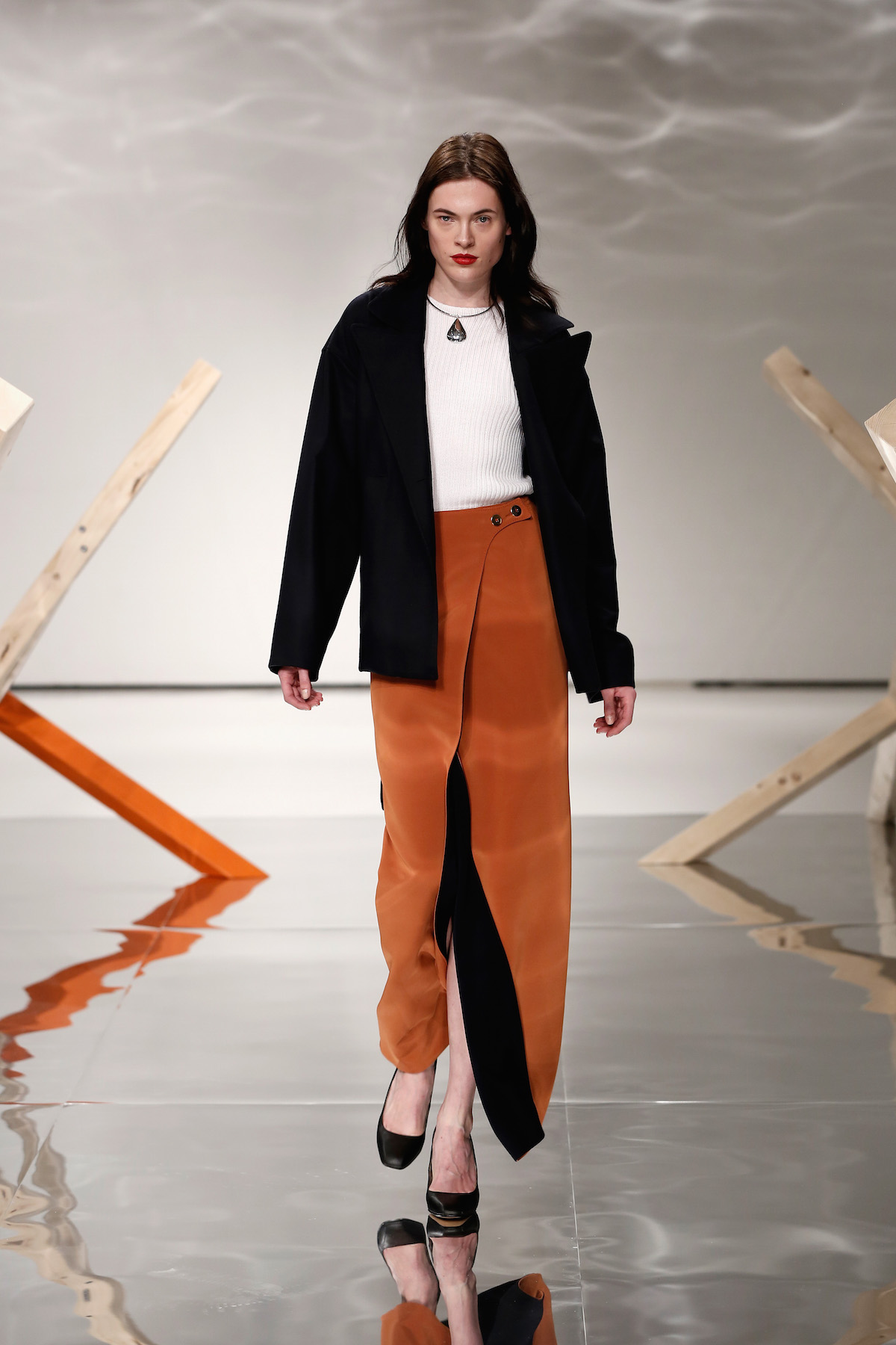 Louise Friedlaender Show - Mercedes-Benz Fashion Week Berlin Autumn/Winter 2016
