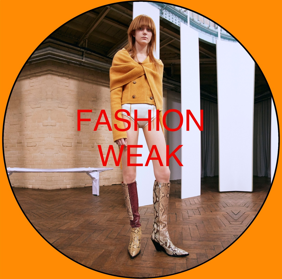 fashion weak playlist