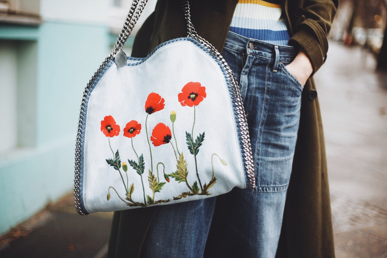 stella mccartney flore bag