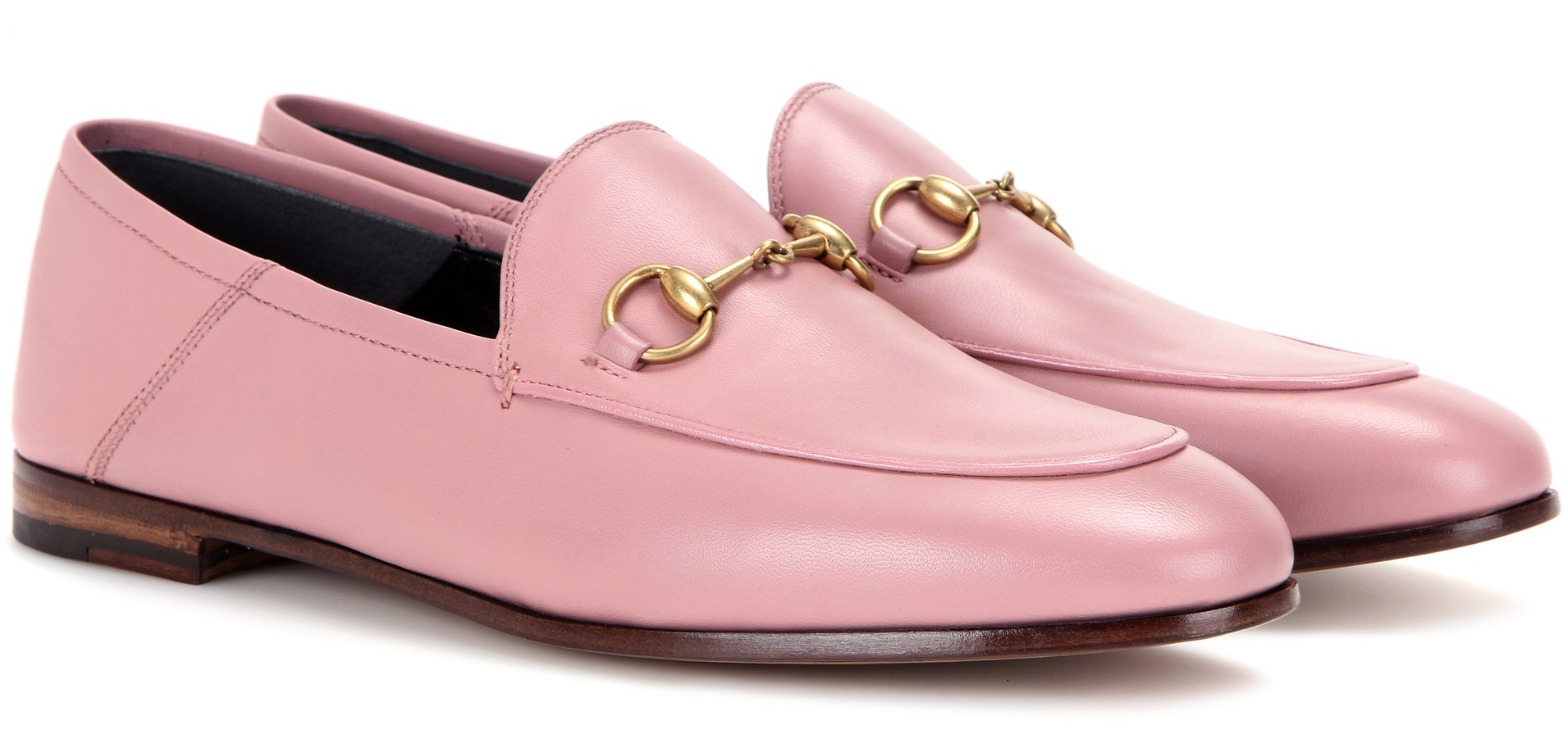 gucci rosa loafer