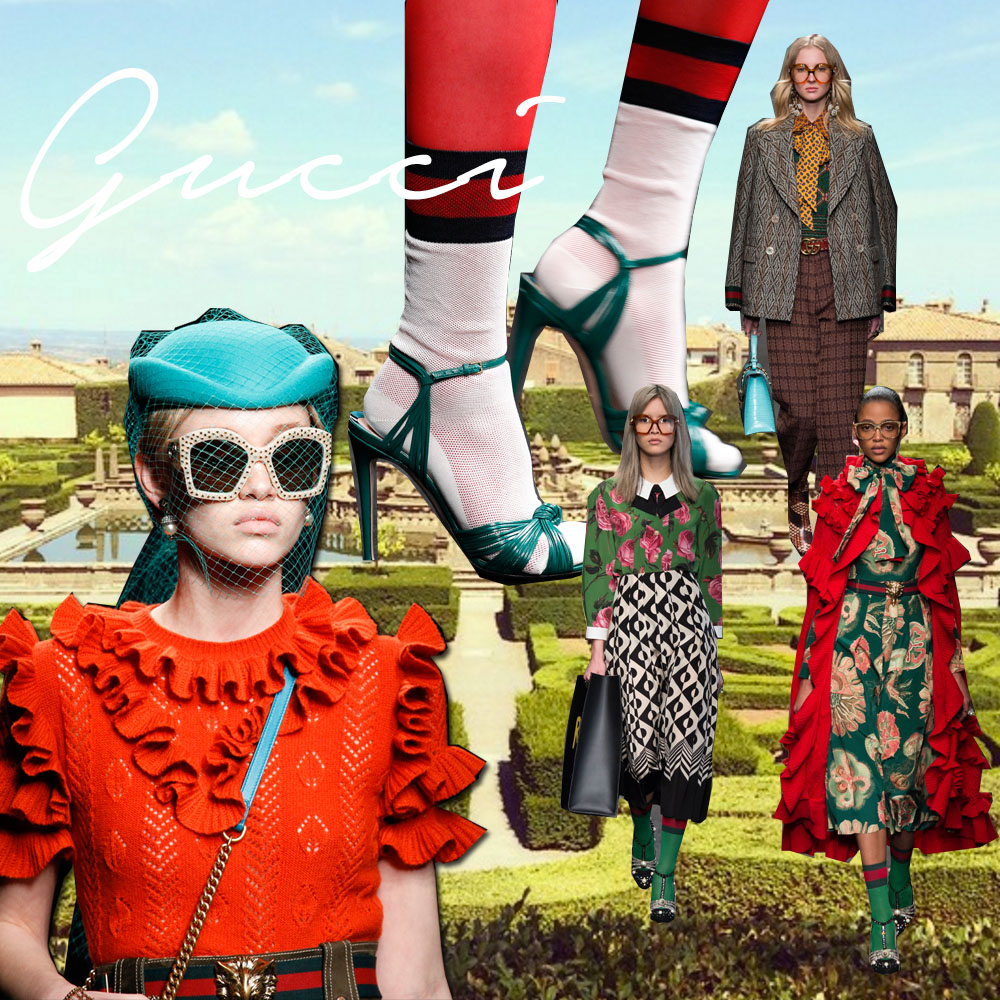 810cc7744e61 Mailand Fashion Week    Und kein Ende der Gucci-Mania   Jane Wayne News    Bloglovin