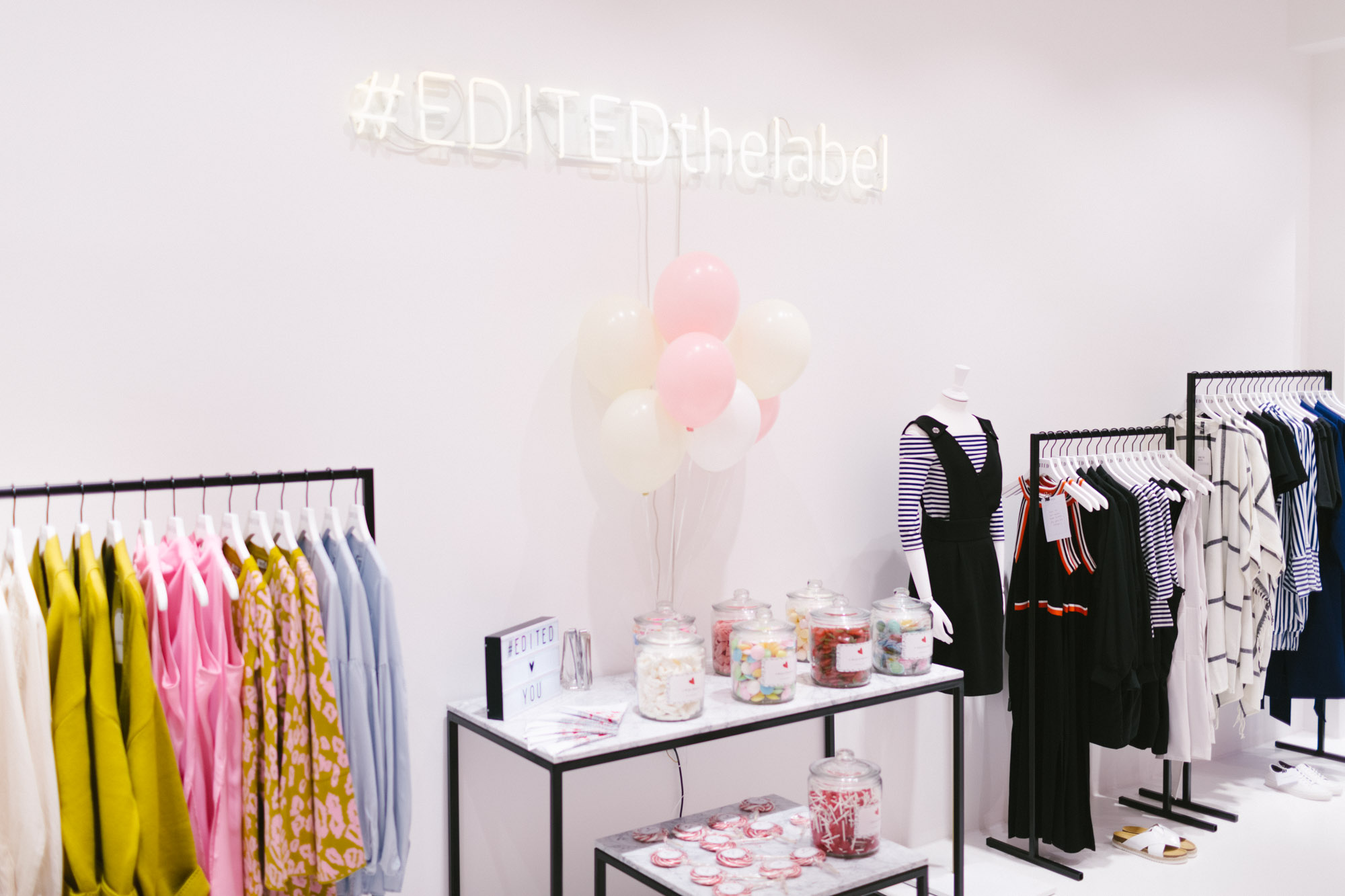 """SHOP OPENING // """"Edited the Label"""" ab sofort in Berlin ..."""