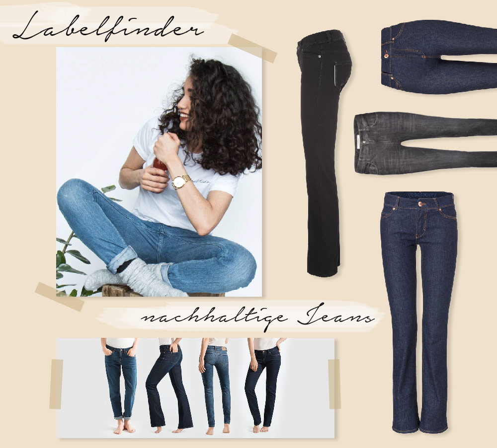 This is Jane Wayne - Julia Jane - Labelfinder Jeans