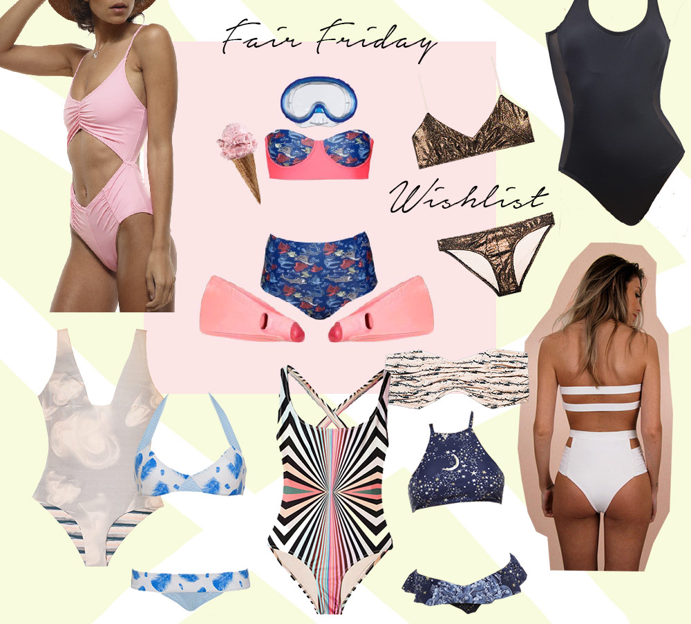 This is Jane Wayne - Julia Jane - Fair Friday Wishlist