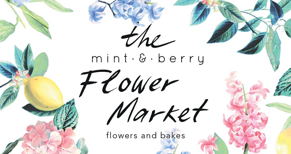 The mintberry Flower Market_