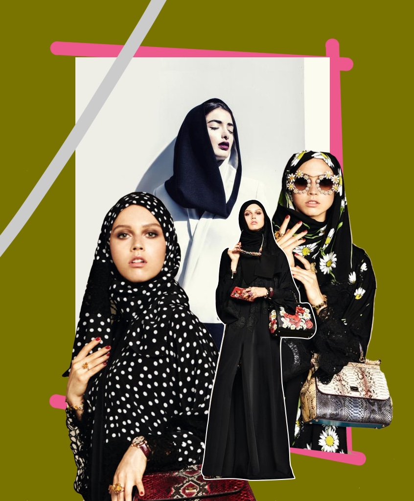 islamic fashion hijab mode