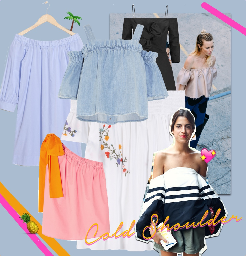 shop the trend off shoulder