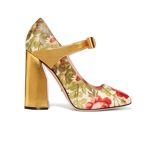 First Look Gucci for Net-a-Porter – Capsule Collection