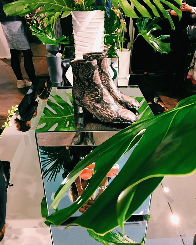 About last Night: The limited Edition @thisisaeyde x @anita_hass boots