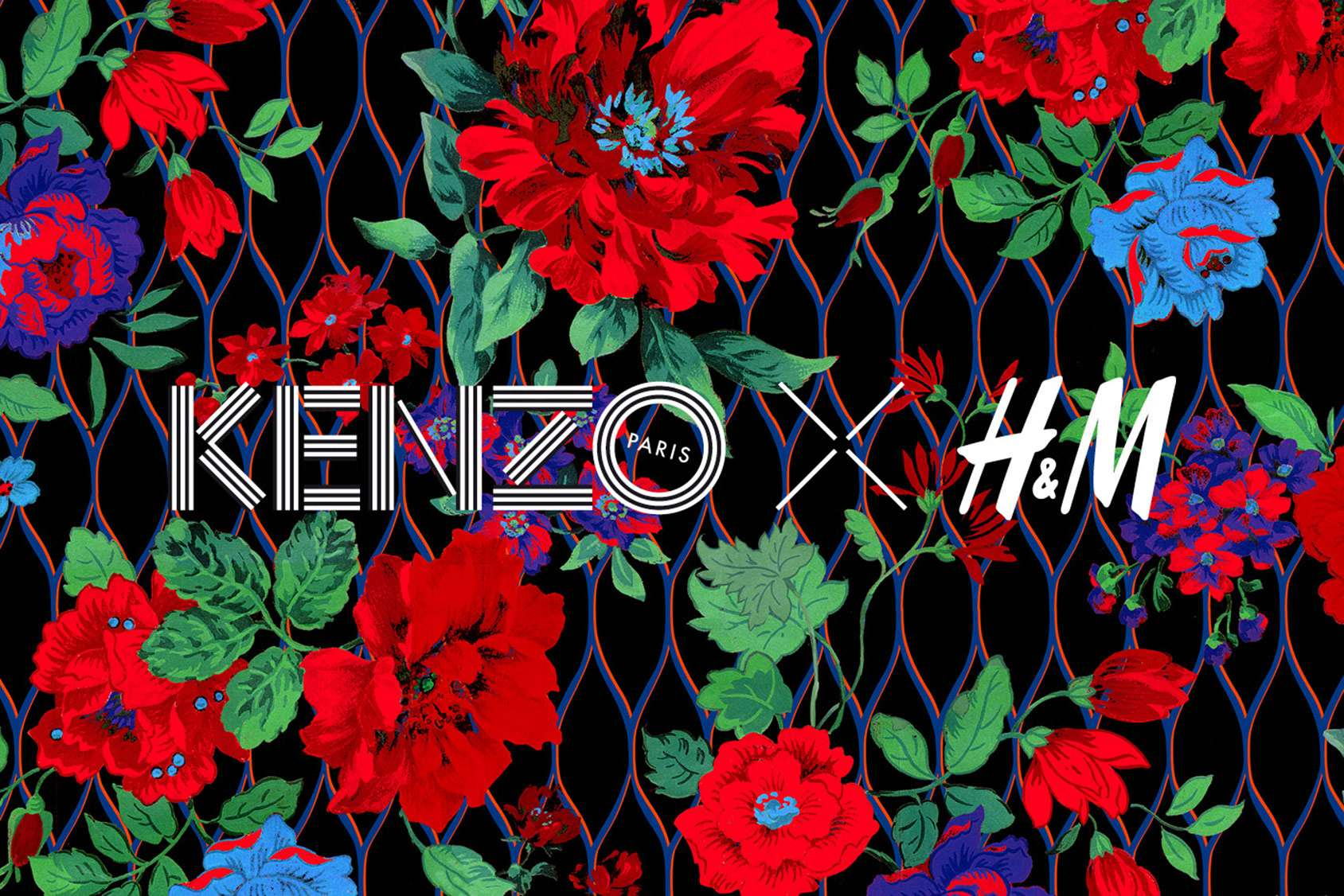 kenzo for hm