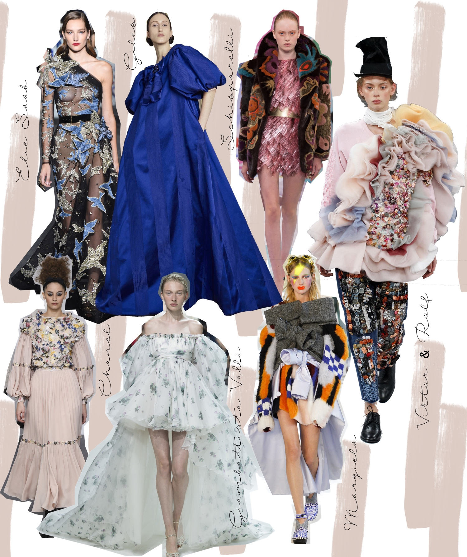 haute couture fall 2016 highlights thisisjanewayne