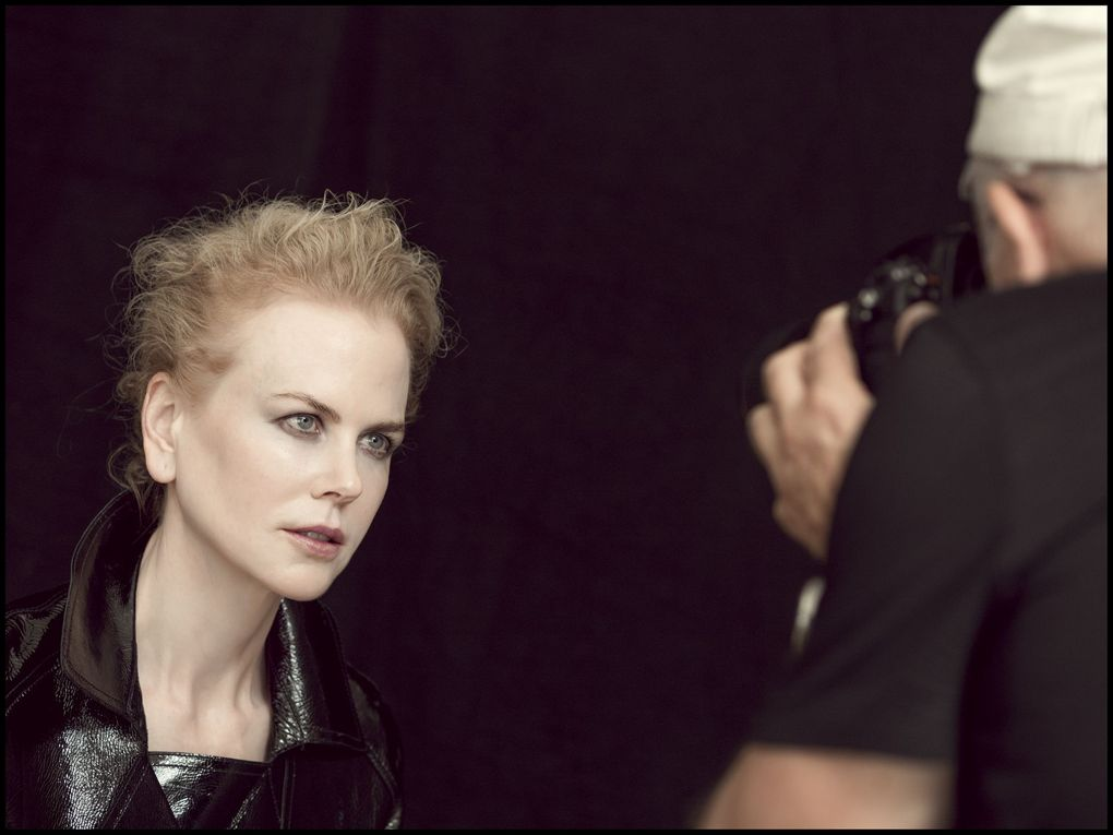 "© ""THE BEHIND THE SCENES IMAGERY FROM THE 2017 PIRELLI CALENDAR BY PETER LINBERGH"" BY ALESSANDRO SCOTTI"