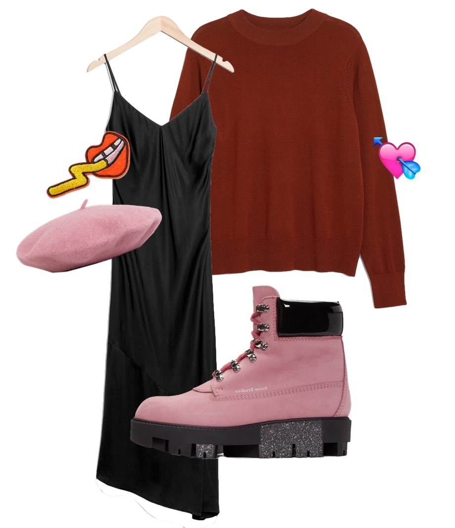 acne outfit 1