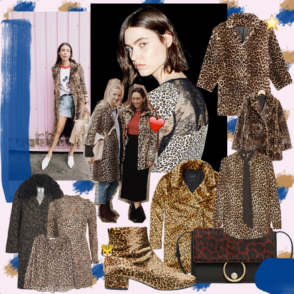 shop the trend leoparden jacken leopard coats 2016 thisisjanewayne