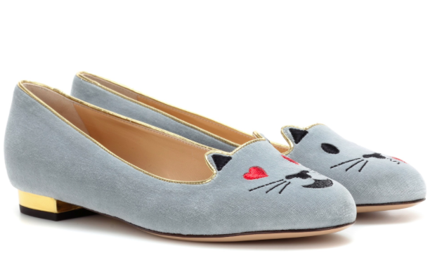 flirty kitty charlotte olympia