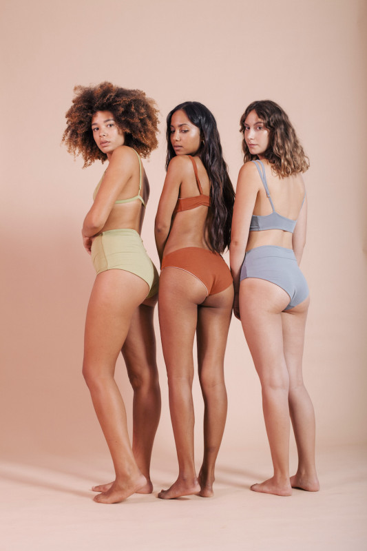 All Eyes On / / Lange The Label – Sustainable Underwear Made By Woman For Woman