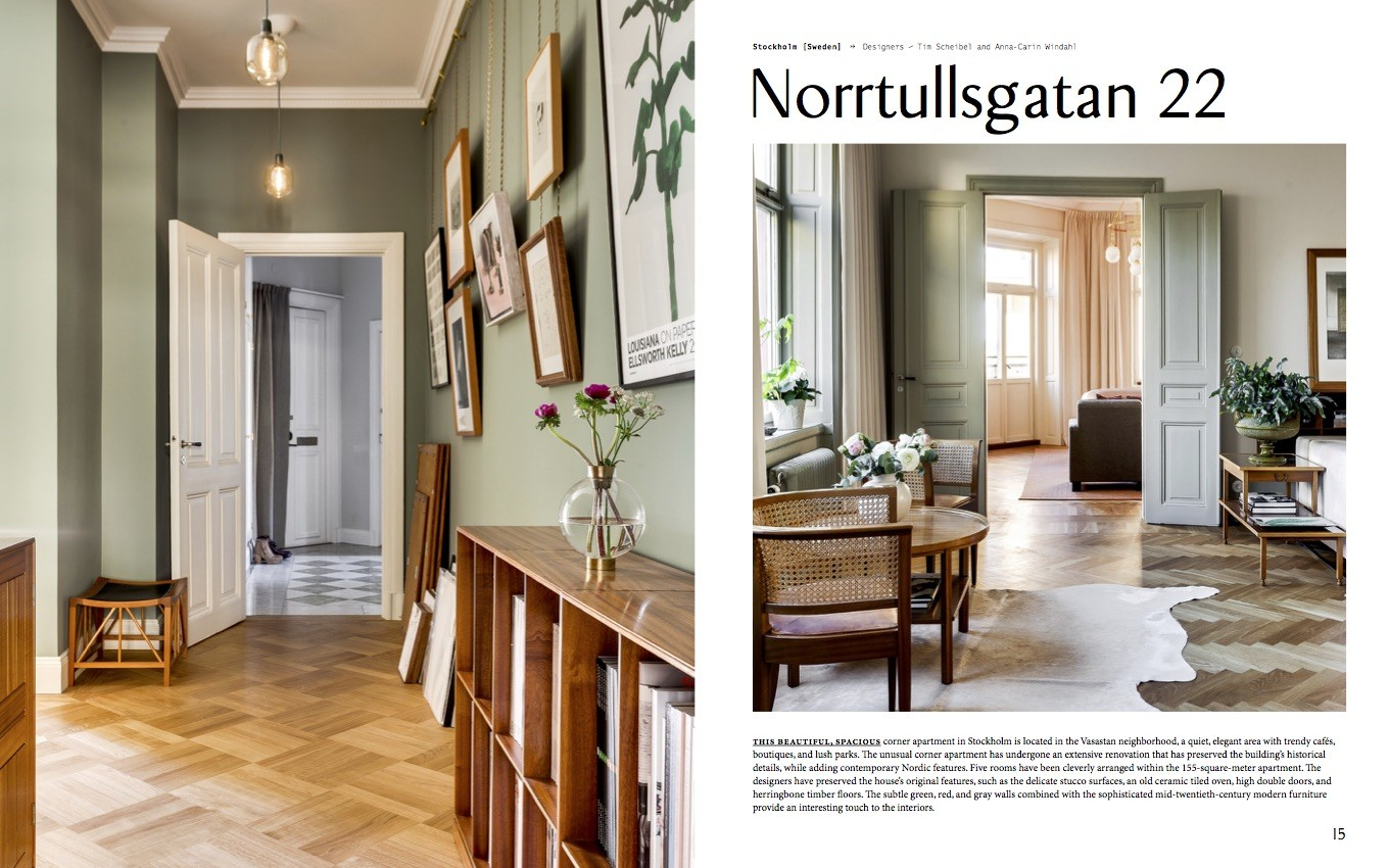 Scandinavia Dreaming - Nordic Homes, Interiors and Design.