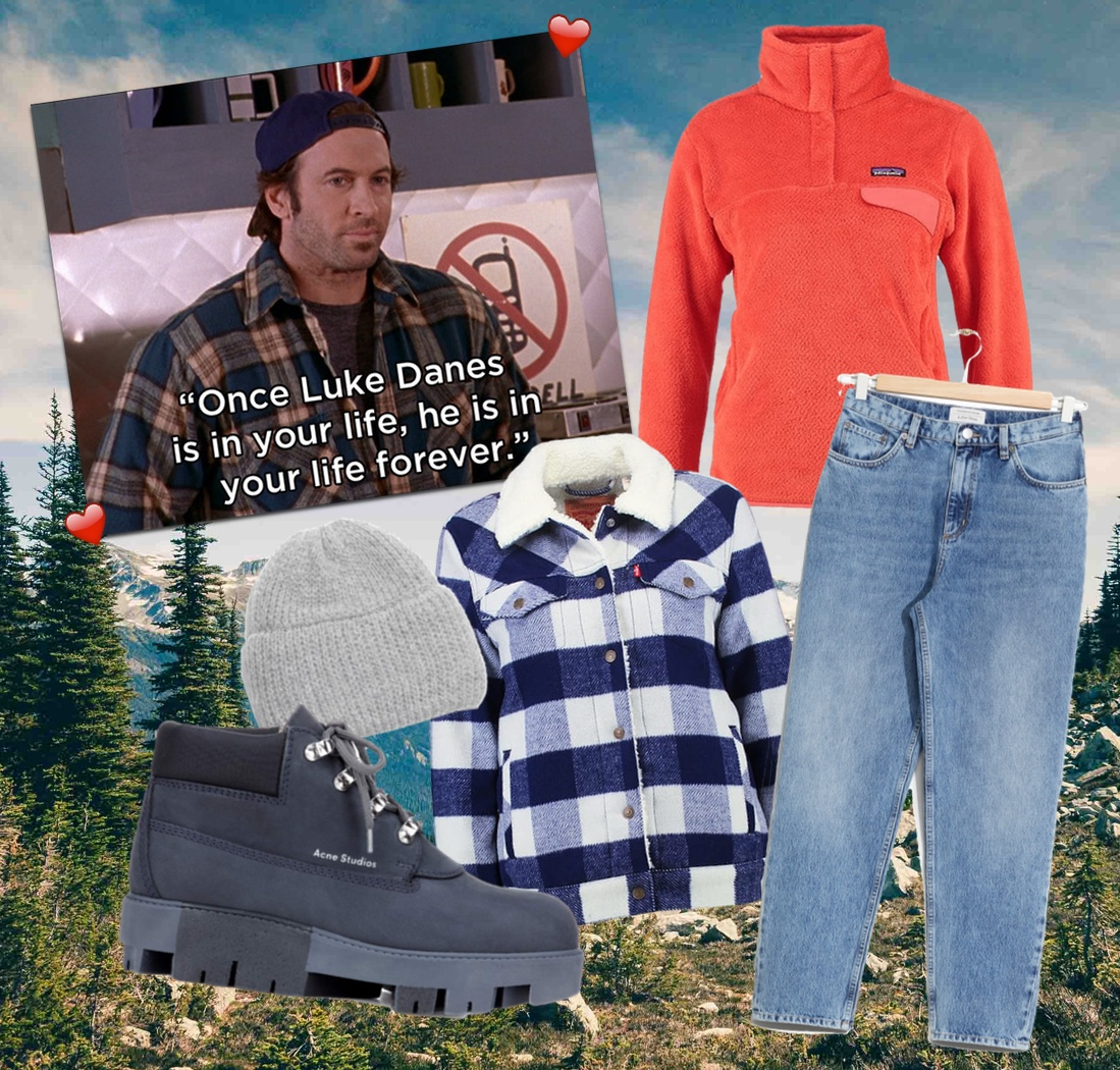 what would luke danes wear
