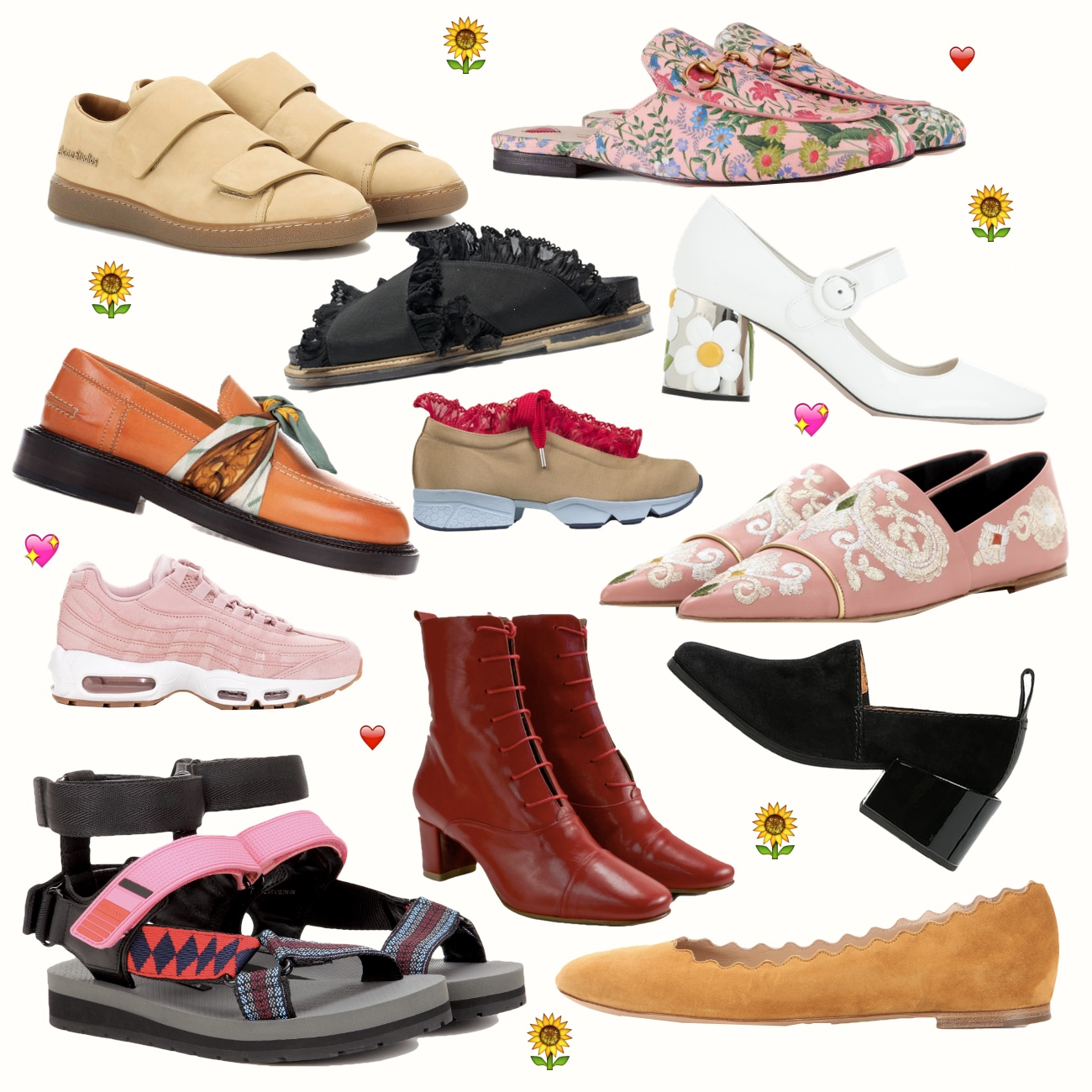 fruehlings schuhe shopping top 10