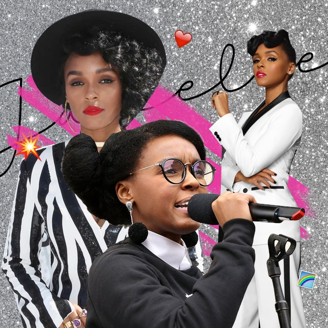heroines janelle monae womens march speach